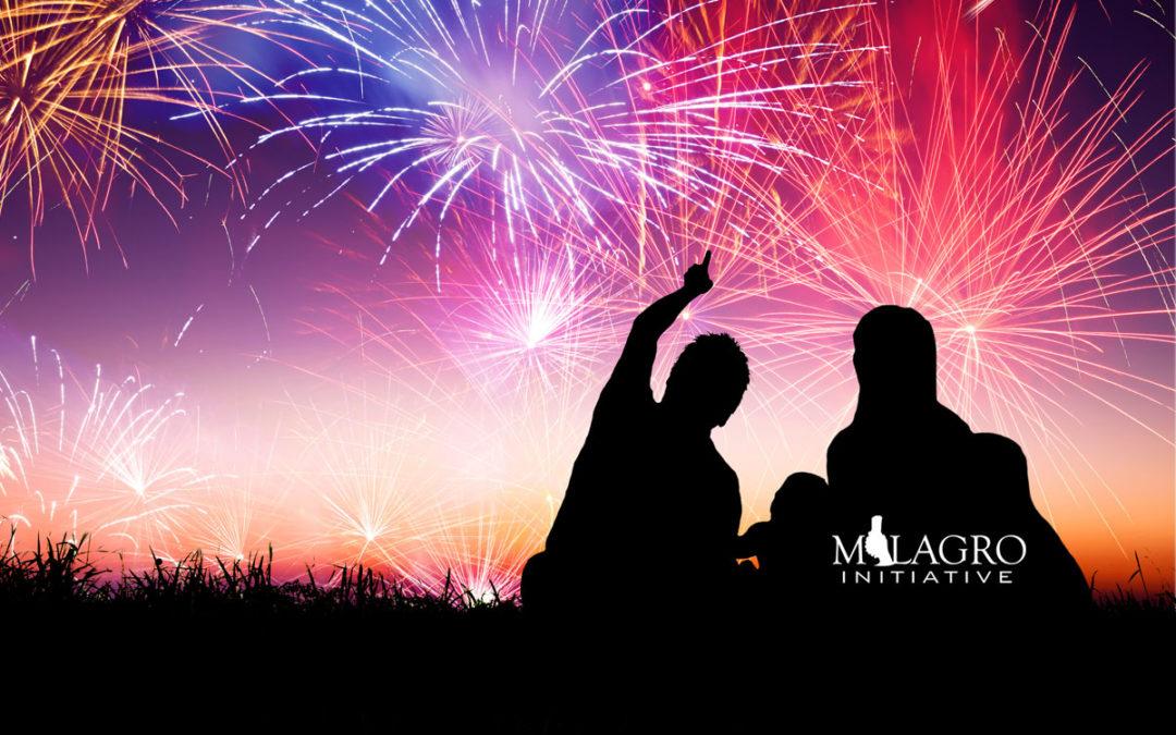 2021 Fireworks Fundraiser for Milagro Initiative